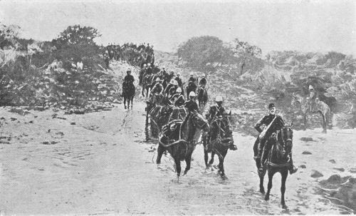 Cavalry in the Boer War